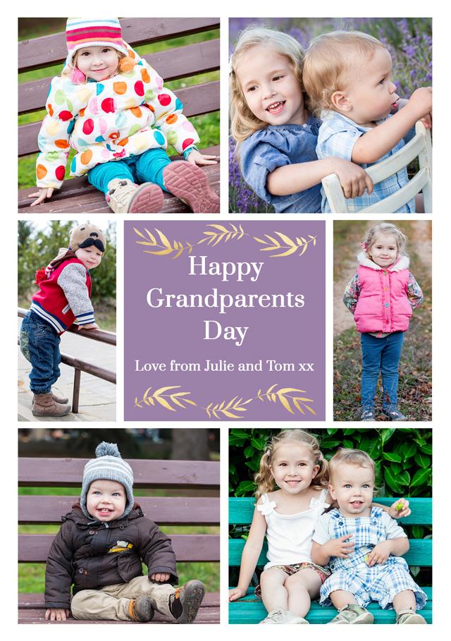 6xcollage Grandparents