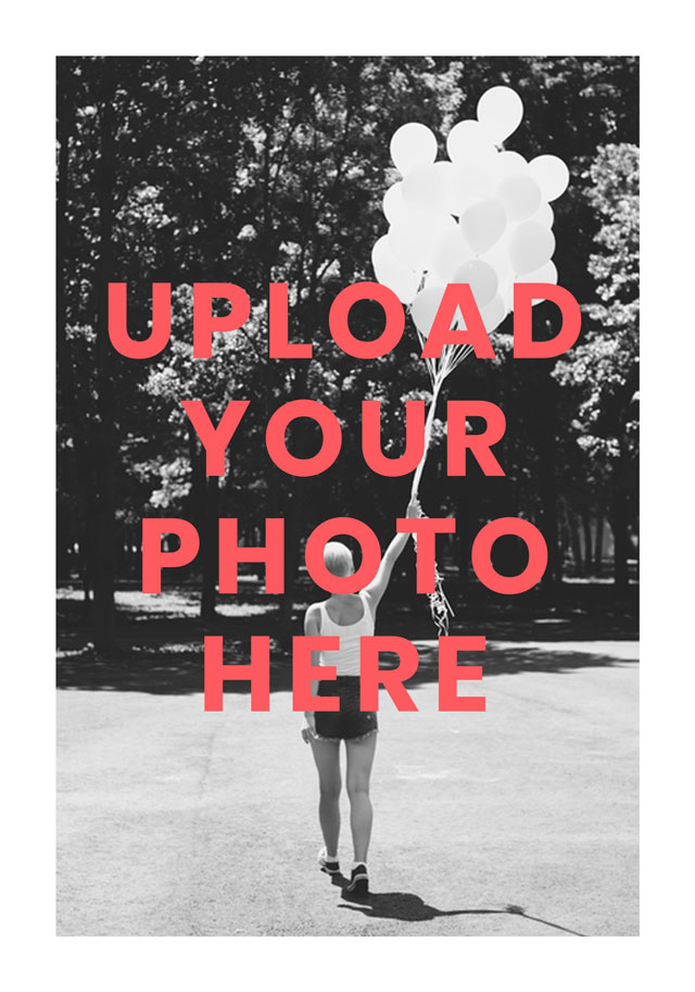 Create Portrait Photo Card Portriat Card
