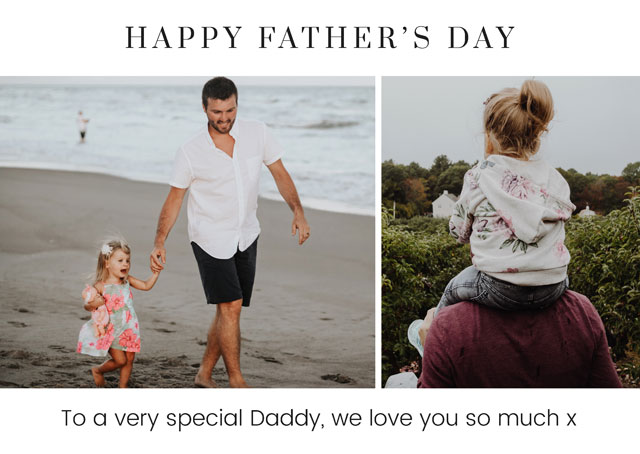 Special Daddy