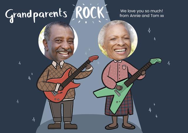 Grandparents Rock