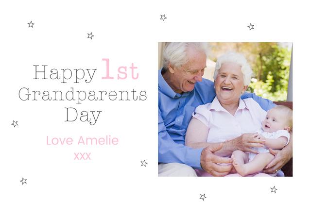 1st Grandparents Day