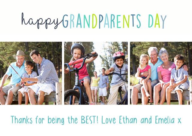 Collage Grandparents Day